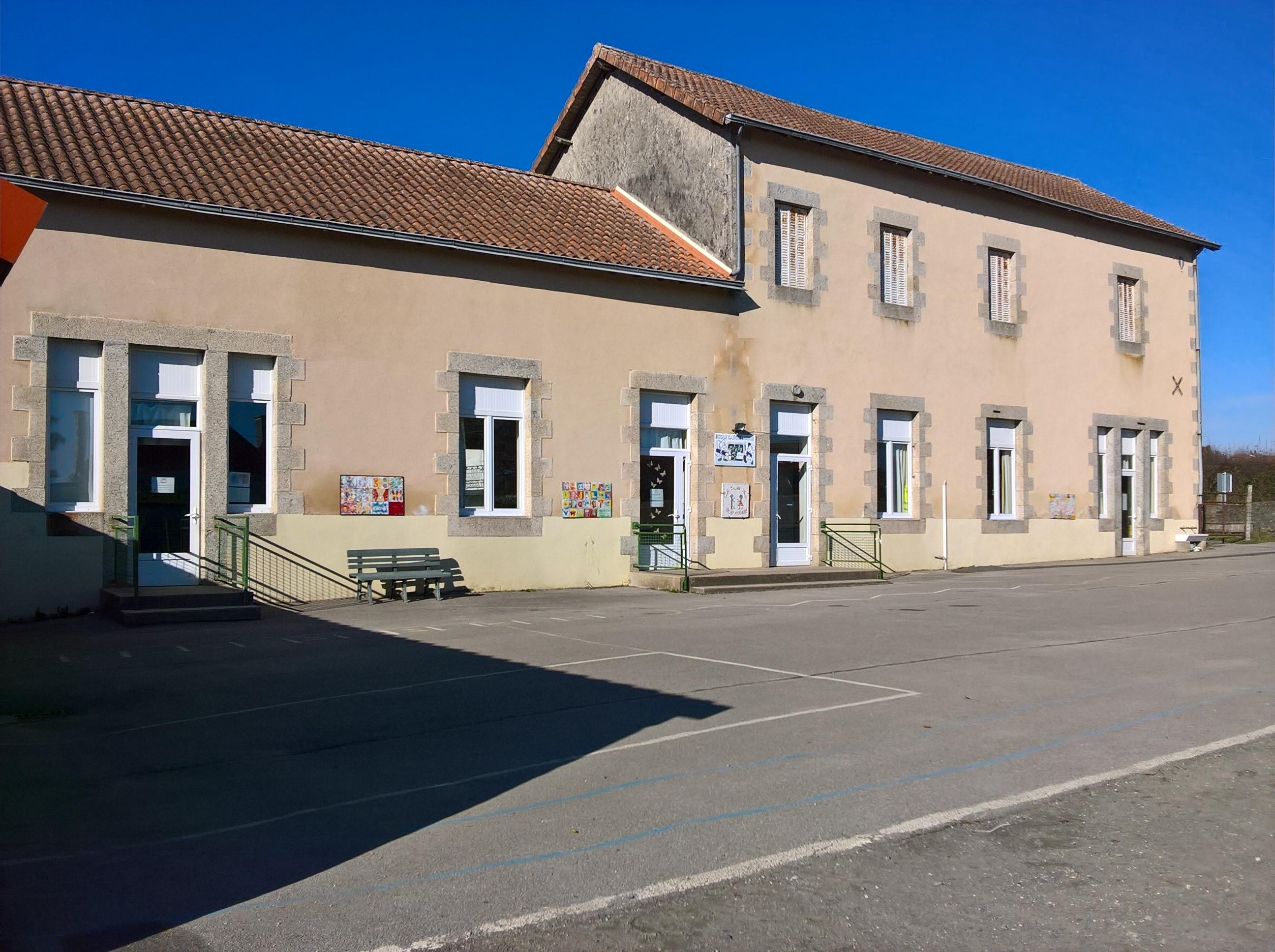 Ecole Ste Marie ALLONNE
